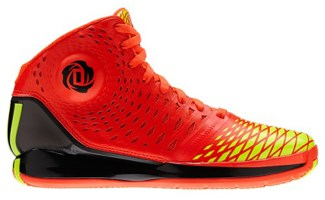 on sale 3d3ed a064b adidas D Rose 3.5 InfraredElectricity Available Now