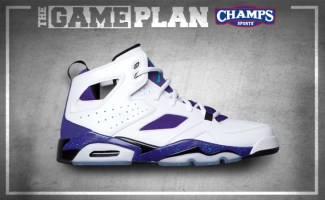"f03e27a12a1  TheGamePlan  Jordan ""Grape"" Collection at Champs Sports"