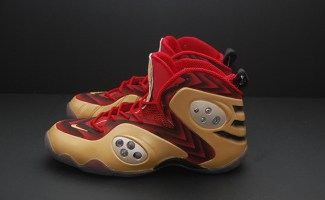 "Nike Zoom Rookie ""Iron Man 3"" Custom 9743024b10"