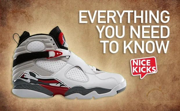 605462950f8 Everything You Need to Know  Air Jordan 8