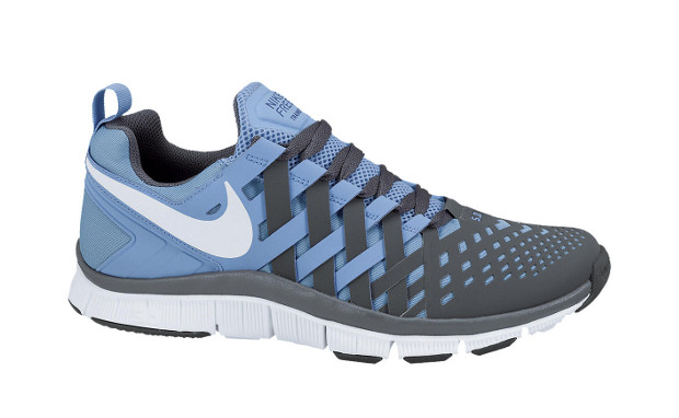 outlet store 84583 4ac33 Nike Free Trainer 5.0 University Blue White-Dark Grey