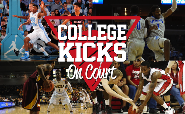 official photos 859c4 6dcc5 College Kicks On Court  Marquette Makes the Most of Jordan Brand Sponsorship