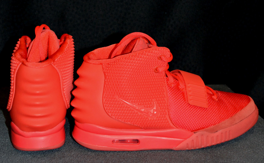 "Nike Air Yeezy 2 ""Red October"" Closer Look"