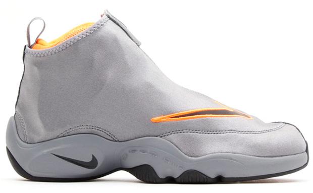 f8dc2aed12f28 Nike Air Zoom Flight The Glove Cool Grey Black-Total Orange