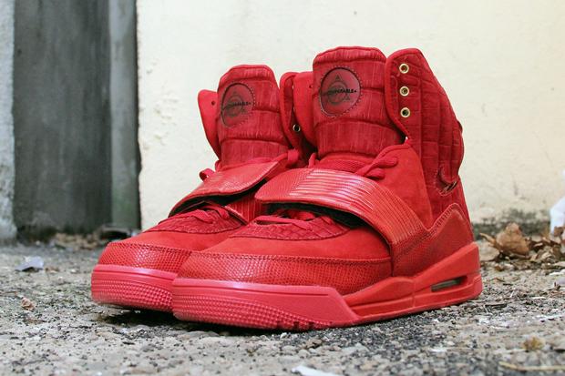 99910a96dd Nike Air Yeezy 1