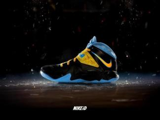 "huge discount 24c5c 98409 Nike Zoom Soldier VII ""Lights Out"" iD for Ty Lawson"