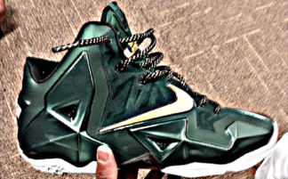 "new product 6daa4 eca78 Nike LeBron 11 ""SVSM"" PE"