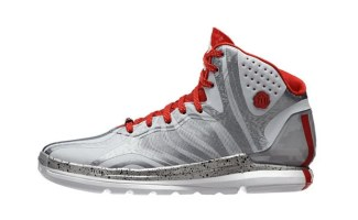 "be5b12ce82f adidas D Rose 4.5 ""Clear Grey"""
