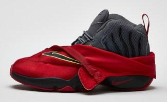 Nike Air Zoom Flight The Glove Miami Heat