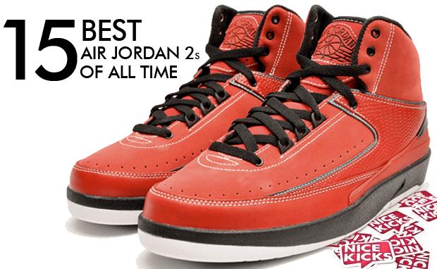 official photos 0b439 ff205 The 15 Best Air Jordan 2s of All Time | Nice Kicks