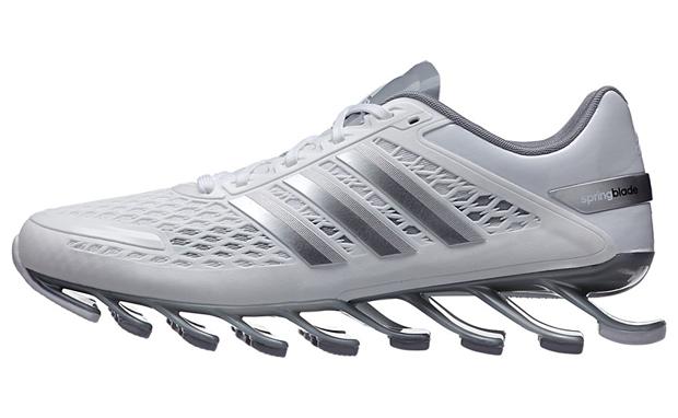 d9fea5fa7269 adidas Springblade Razor White Metallic Silver