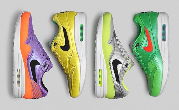 heet Nike Air Max 1 FB Premium 'Mercurial Pack' QS