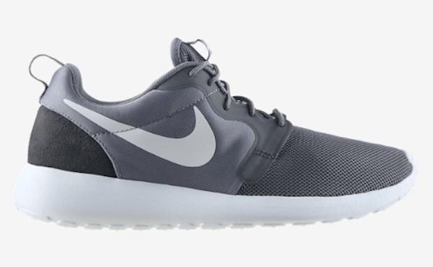 "c1f24eca5444 ... Nike Roshe Run Hyperfuse ""Cool Grey"" ..."