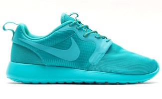 "48407a385d43 Nike WMNS Roshe Run Hyperfuse ""Turbo Green"""