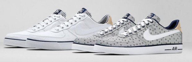 """finest selection 813bf e4e35 Nike Air Force 1 AC """"Navy"""" Pack Release Date"""