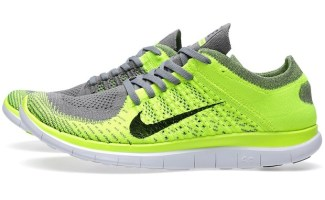 """new product 29657 502c3 Nike Free 4.0 Flyknit """"Volt"""""""