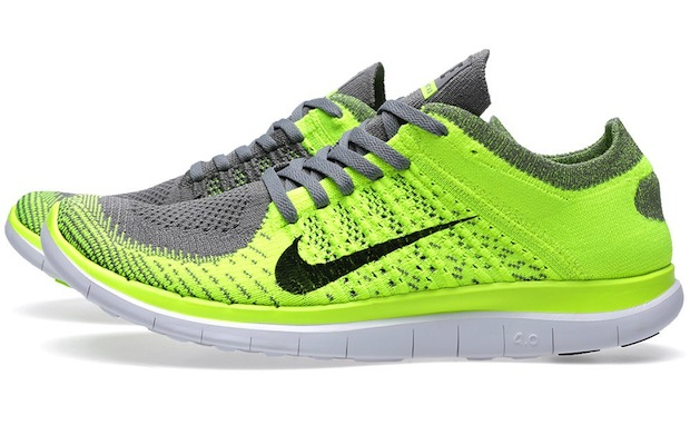 "new product f16b8 65ee0 Nike Free 4.0 Flyknit ""Volt"""