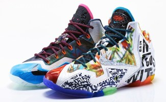 uk availability d1d22 6bb71 Nike What The LeBron 11