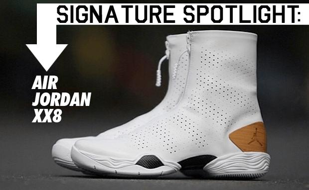 sale retailer addf2 2ba33 Signature Spotlight: Air Jordan XX8 | Nice Kicks