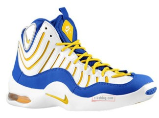 Nike Air Bakin Warriors Release Date