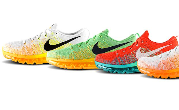 Upcoming Nike Flyknit Air Max Colorways •