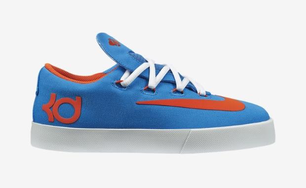 78afa940441 Nike KD Vulc GS