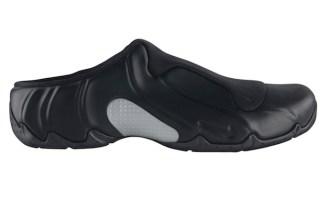 buy popular 5ed22 3f271 Nike Solo Slide Black Metallic Silver