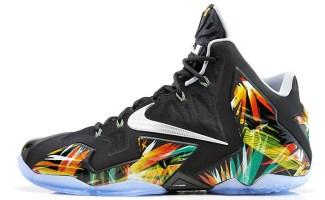 Nike LeBron 11 Everglades