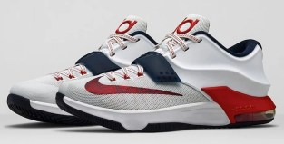 """promo code 526a4 f1dc1 Nike KD VII """"USA"""" Official Images"""