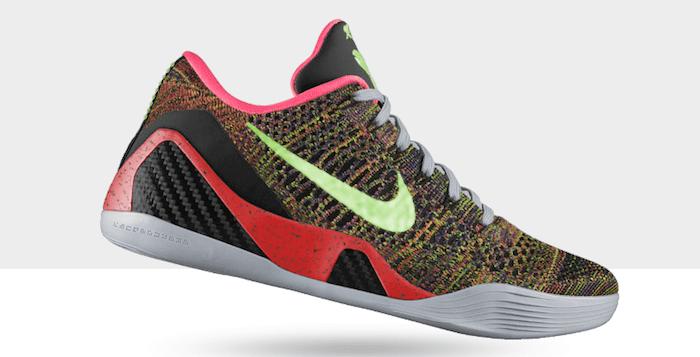 ce8fd2c123cc Nike Kobe 9 Elite Id Nike Custom Kobe