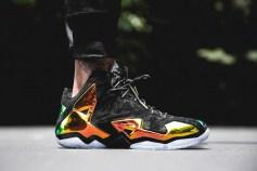Nike LeBron 11 EXT QS Kings Crown
