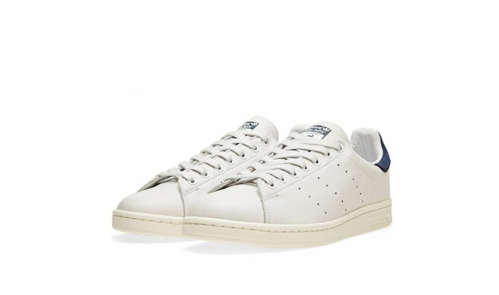 outlet store 80afc 5edfb adidas Stan Smith Vintage Neo White/New Navy | Nice Kicks