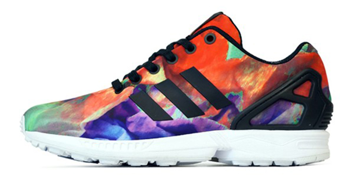 "b636345b98c28 adidas Women s ZX Flux ""Multicolor"""