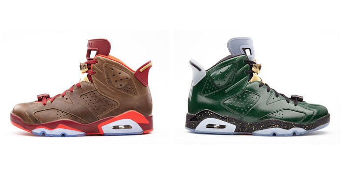 "on sale 4f1ab 43c0a Where to Buy the Jordan 6 ""Cigar""   ""Champagne"" Online"
