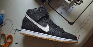 pretty nice bb876 38d9d Nigel Sylvester x Nike SB Dunk High S.O.M.P. | Nice Kicks