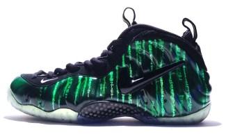 Nike Air Foamposite Pro Matrix Custom