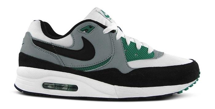 a424f01048 Nike Air Max Light Essential White/Mystic Green | Nice Kicks