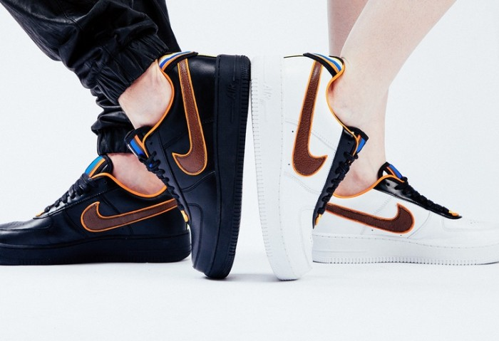 quality design 23564 c8558 Nike + R.T. Air Force 1 Collection Another Look | Nice Kicks