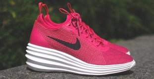 buy popular 555a6 a405d Nike WMNS Lunarelite Sky Hi JCRD Fuchsia