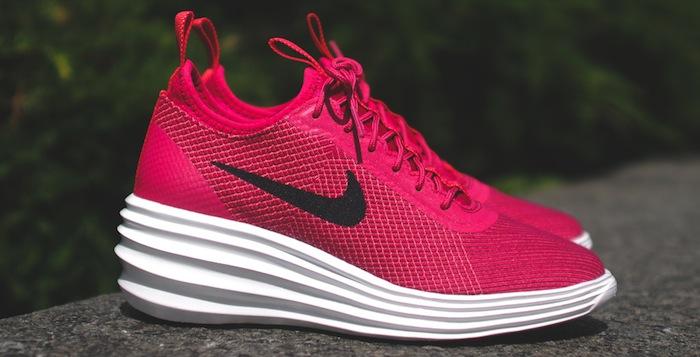 "pretty nice 44c60 caa09 Nike WMNS Lunarelite Sky Hi JCRD ""Fuchsia"""