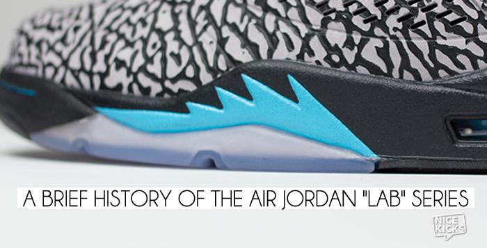 f39547faf7872a A Brief History of the Air Jordan