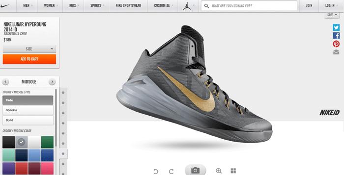 newest ddbb6 04db2 10 iDeas for the Nike Hyperdunk 2014