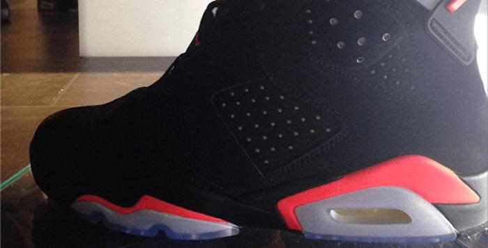 plus récent 5fb25 c2b6c Air Jordan 6 Black/Infrared 2014 Preview | Nice Kicks