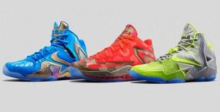 """hot sale online b22d8 5010c Nike """"Maison LeBron"""" Collection"""