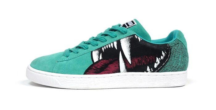 "save off dc807 a879d PUMA Suede ""Monstercat 2"""