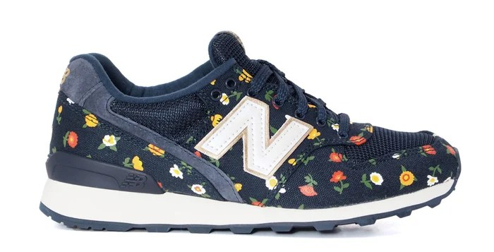 new balance floral