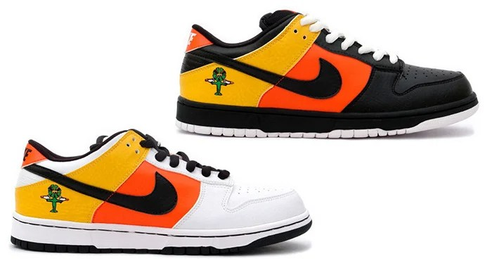 Nike SB Dunk Low Rayguns