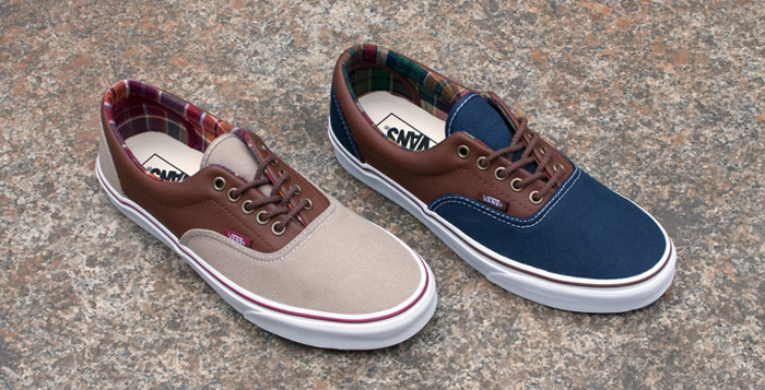 c1fe860b69 Vans Era C L Fall 2014 Colorways