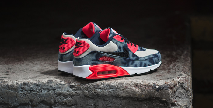 """brand new 31479 93d5a Weekly Wallpaper  Nike Air Max 90 QS """"Washed Denim"""""""