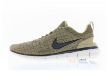 Cheap Nike Free 3.0 V4 Gray Reflect Silver Mens Running Shoes